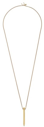 Giles & Brother - Railroad Spike Pendant Necklace  Necklace $100 thestylecure.com