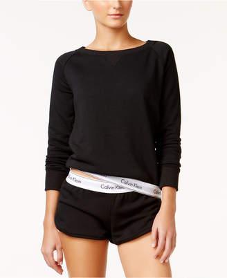Calvin Klein Modern Cotton Long Sleeve Top QS5718