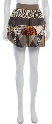 Diane von Furstenberg Meggy Mini Skirt