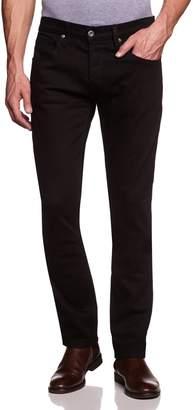 Blend of America He Men's Regular-Fit Straight-Leg Mid-Rise Denim Jeans