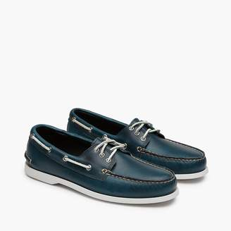 Quoddy downeast boat shoes