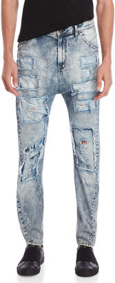 Imperial Star Destructed Drop Crotch Jeans