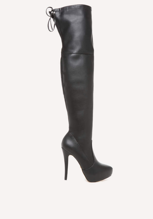 Gia Over the Knee Boots