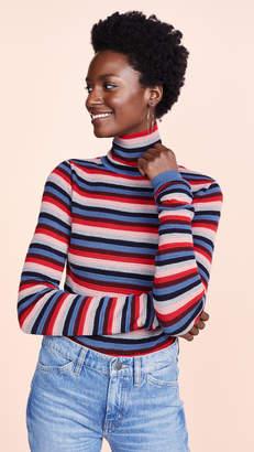 MiH Jeans Moonie Turtleneck Sweater
