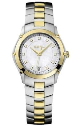 Ebel Ladies Sport 18ct Gold Diamond Watch 1216029