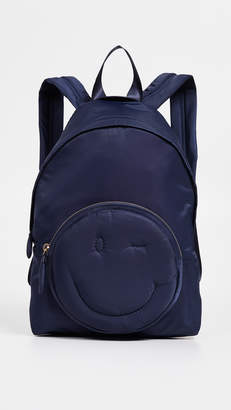Anya Hindmarch Wink Chubby Nylon Backpack