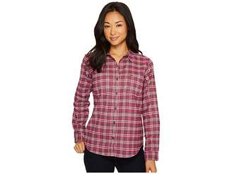 Royal Robbins Performance Plaid Flannel Women's Clothing