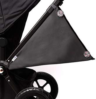 T-Rexcompany (ティーレックス) - ティーレックス ベビーカー用バッグ 三角ポケット 自在幅の欲ばり収納 ブラック