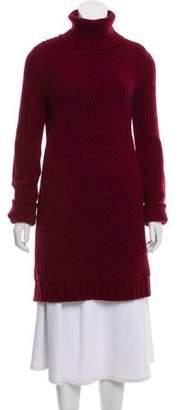 Celine Heavy Cashmere Turtleneck Sweater