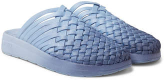 Missoni Malibu Colony Woven Dégradé Nylon-Webbing Sandals