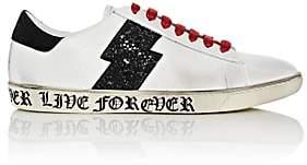 Amiri Men's Viper Leather Sneakers - White