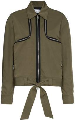 J.W.Anderson two-way zip detail jacket