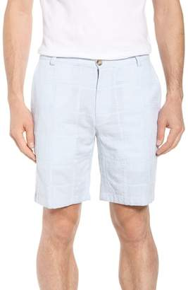 Vineyard Vines Patchwork Seersucker Breaker Shorts
