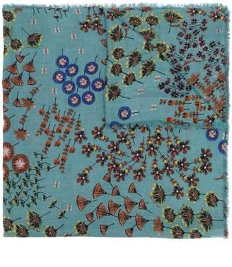 Altea floral-print scarf