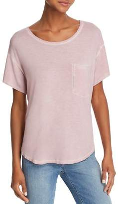 ATM Anthony Thomas Melillo Sun-Bleached Pocket Tee