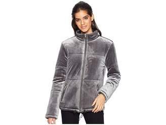 Romeo & Juliet Couture High Neck Puffer Jacket Women's Coat
