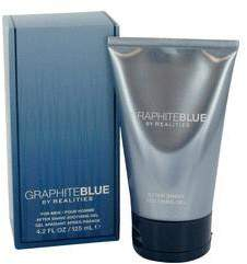 Liz Claiborne Realities Graphite Blue After Shave Soother Gel