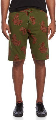 Billionaire Boys Club Sierra Cheetah Print Shorts