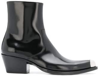 Calvin Klein (カルバン クライン) - Calvin Klein 205W39nyc Tex C Spazzolato ブーツ