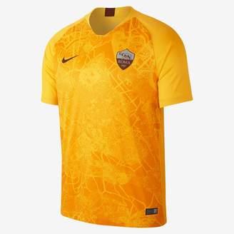 Nike 2018/19 A.S. Roma Stadium Third Men's Soccer Jersey