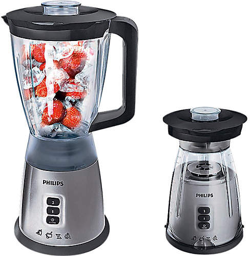 Philips HR2020 Compact Daily Blender - Silver - ShopStyle.co.uk Home