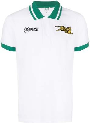 Kenzo Jumping Tiger polo shirt