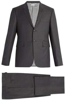 Thom Browne Classic Wool Suit - Mens - Grey