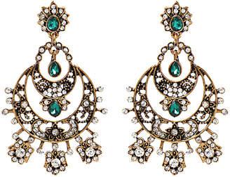 Amrita Singh Taara Crystal Drop Earrings