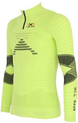 Effektor Running Half Zip T-Shirt $251 thestylecure.com