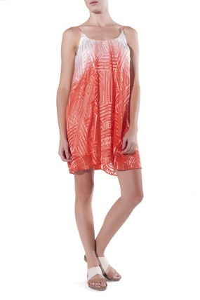 Parker Nora Dress Key Largo