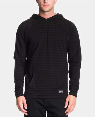 Ezekiel Men Striped Hoodie