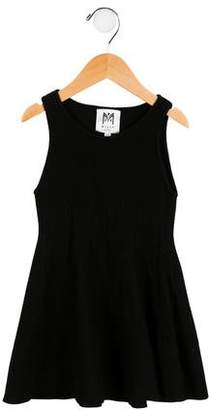 Milly Minis Girls' Sleeveless A-Line Dress