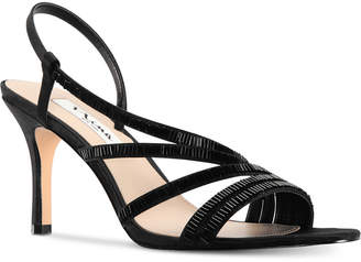 10d034013835 Nina Amani Evening Sandals Women Shoes