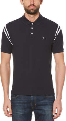 Original Penguin RIB SHOULDER SEAM POLO