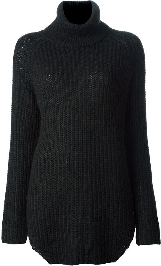 Hope long roll neck sweater