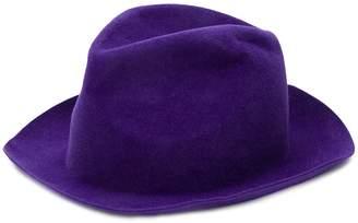 Forte Forte rabbit fur felt hat