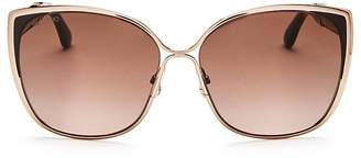 Jimmy Choo Women's Matys Square Sunglasses, 58mm