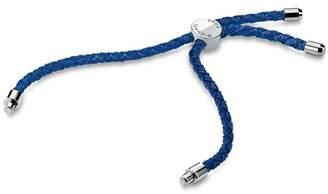 Michael Kors Custom Kors Sterling Silver & Silk Interchangeable Bracelet Cord