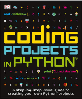 Penguin Random House Coding Projects In Python By Dk