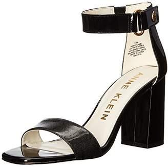 Anne Klein Women's Watchme Patent Dress Sandal