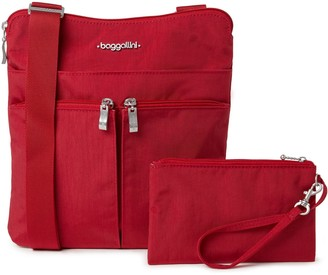 Baggallini Women's Horizon Crossbody Bag