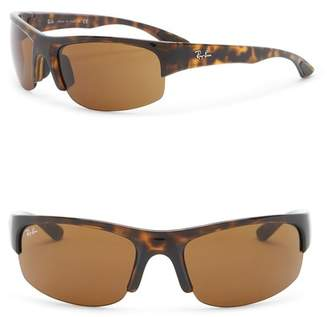 Ray-Ban 62mm Sport Sunglasses