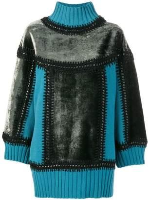 Alberta Ferretti loose fitted sweater