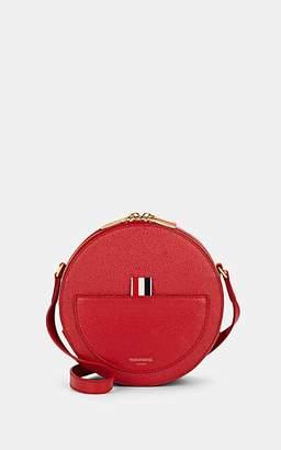 90c9c0a3c90 Thom Browne Women's Hat Box Jr. Leather Crossbody Bag - Red