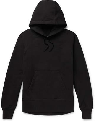 Engineered Garments Loopback Cotton-Jersey Hoodie