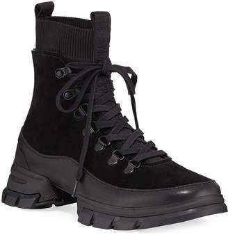 Frye Sloan Sneaker-Style Hiker Boots