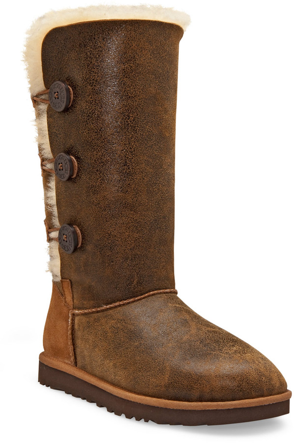 UGG Bailey Triplet Bomber Boots