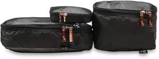 Ju-Ju-Be Rose Be Organized Set of 3 Top Zip Cases