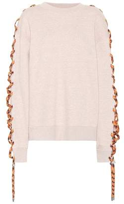 Acne Studios Doris cotton sweatshirt