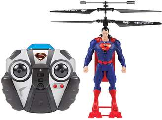 Justice World Tech Toys DC Comics Superman 2ch RC Helicopter